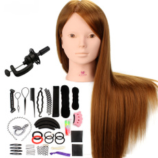 Head, Beauty, doll, Tool