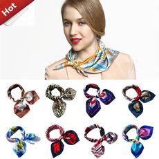 kerchief, Head, women scarf, Necks