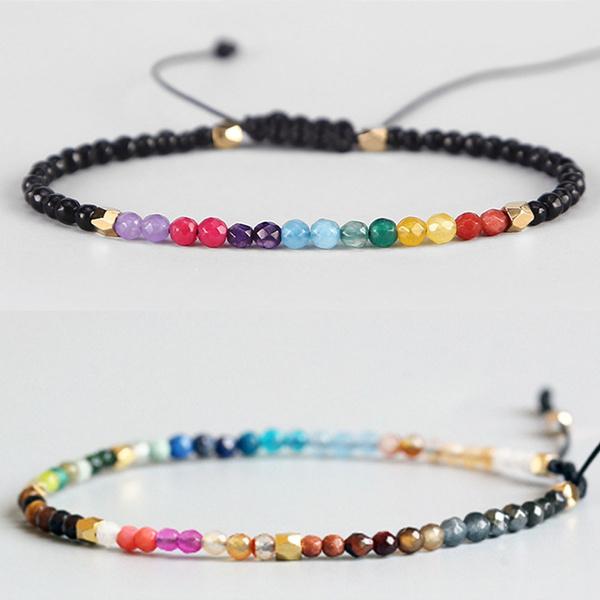 Beaded Bracelets, Fashion, Jewelry, 7chakra