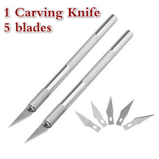 precisionknife, paperknife, carvingcutter, carvingknife