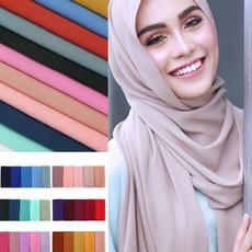 women scarf, chiffon scarf, chiffon, hijabwrap
