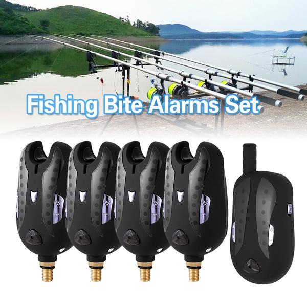 fishingalarmkit, case, led, fishingbitealarmset