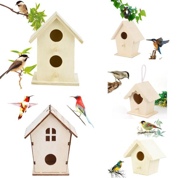 Box, birdbox, woodenhouse, woodennest