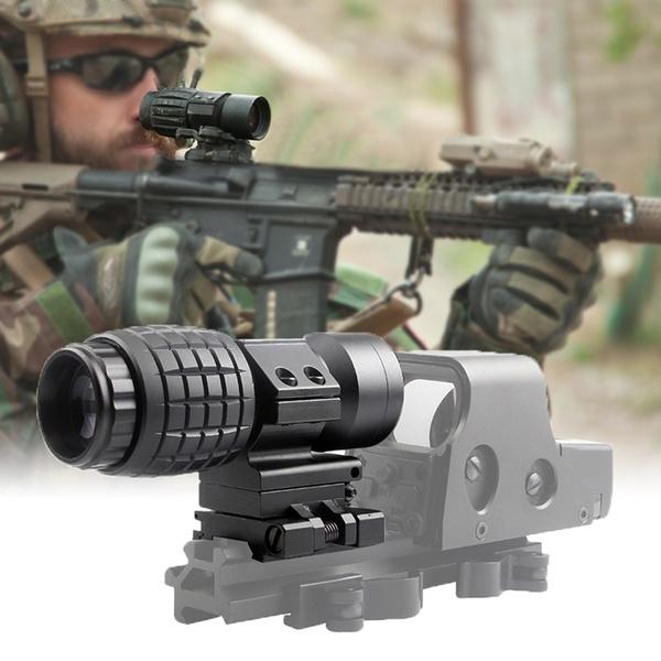 riflescopesight, handgunglock, riflemagnifier, sightingscope