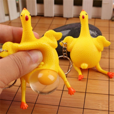 layingeggkeychain, Funny, Toy, funnytoy