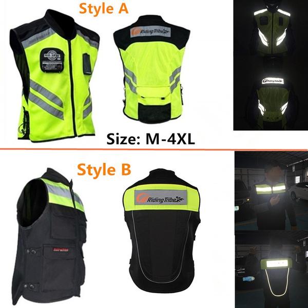 Men, Cycling, safetyvest, sportsampoutdoor