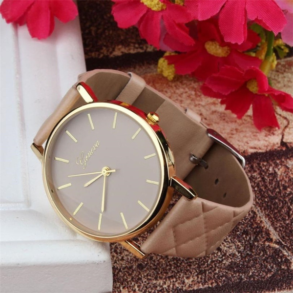 Fashion, Casual Watches, fashion watches, leather