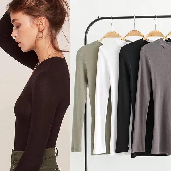 Round neck, conventional, Fashion, Cotton Shirt