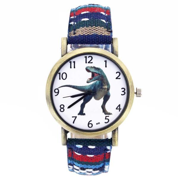 quartz, Jewelry, fashion watches, tyrannosauru