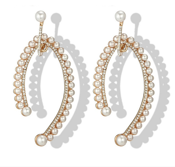Love, Fashion, Dangle Earring, Jewelry