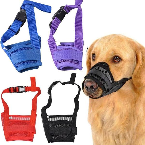 muzzle, Adjustable, Pets, Masks