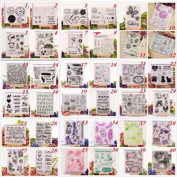 Toy, Scrapbooking, Stamps, Handmade