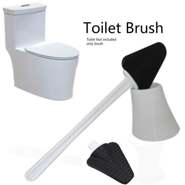 Bathroom, plastictoiletbrush, Cleaning Supplies, toiletcleanbrush