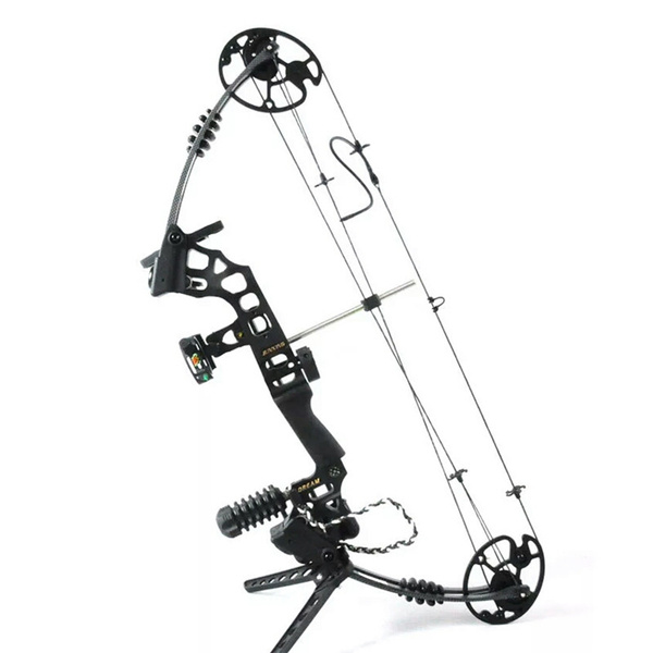 Junxing M120 20 70 Lbs Compound Bow 17 29 Inch By Aluminum Alloy In 2 Color For Outdoor Archery Hunting Shooting Wish