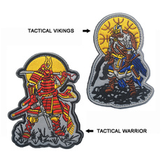 warrior, Outdoor, vikingspatch, velcro