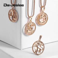 goldpendant, Jewelry, gold, scorpio