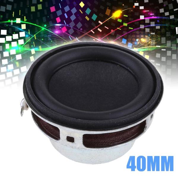 loudspeaker, ferromagnetic, 18coilfullrangespeaker, neodymiummagnet