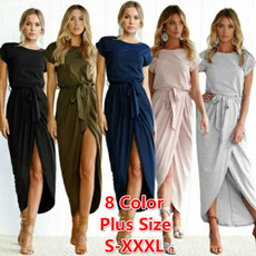 bohemia, Summer, Fashion, office dress