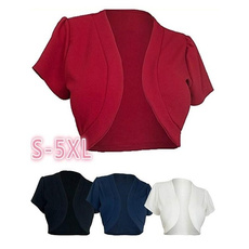 Shrugs, cardigan, crop top, Sleeve