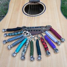 amuletkeychain, vikingrunebead, handmadekeyring, Key Chain