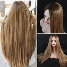 wig, Fiber, Cosplay, Long wig