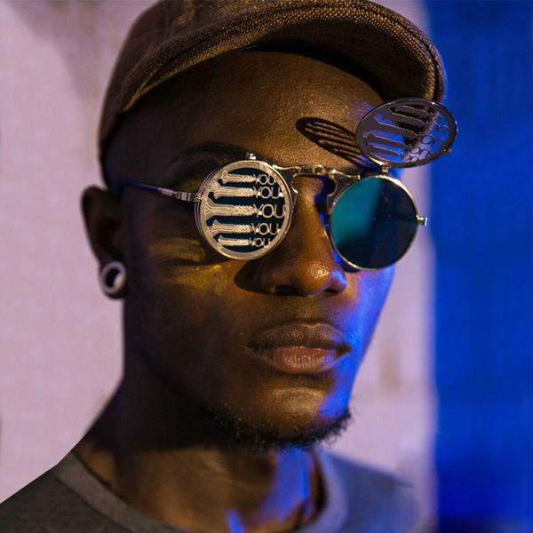 90swavesunglasse, retro sunglasses, 90swave, flipupglasse
