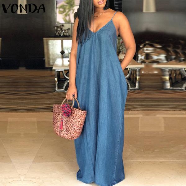 fashion women, Plus Size, long dress, Dress