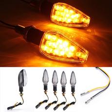 amber, Bikes, turnsignallight, signallamp