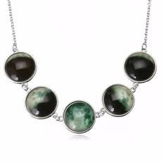 spacejewelry, glowindarkpendant, glowjewelry, Jewelry