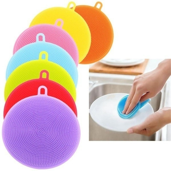 Kitchen & Dining, Silicone, Tops, Cleanser