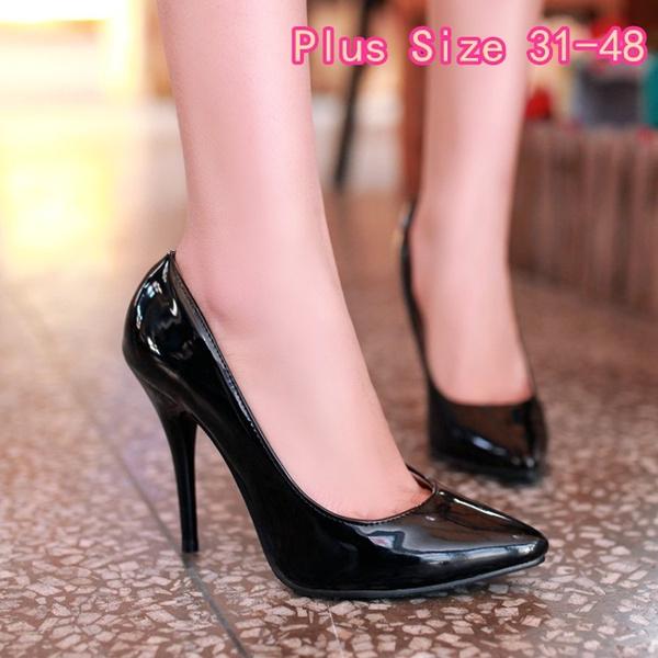 Shoes Ladies High Heel Shoes 7 Colors