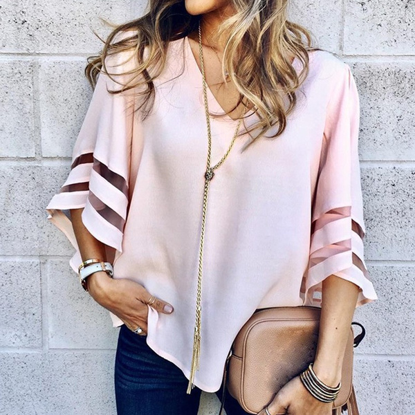 blouse, Summer, Fashion, tunic