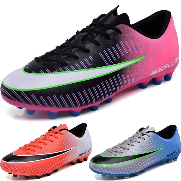 Men Soccer Cleats TF Soccer Shoes