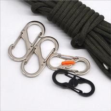 Steel, Key Chain, safetyhook, Buckles
