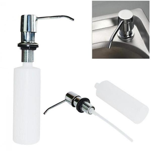 bathroomsoapdispenser, kitchensoapdispenser, pressbottleddispenser, liquidsoapdispenser