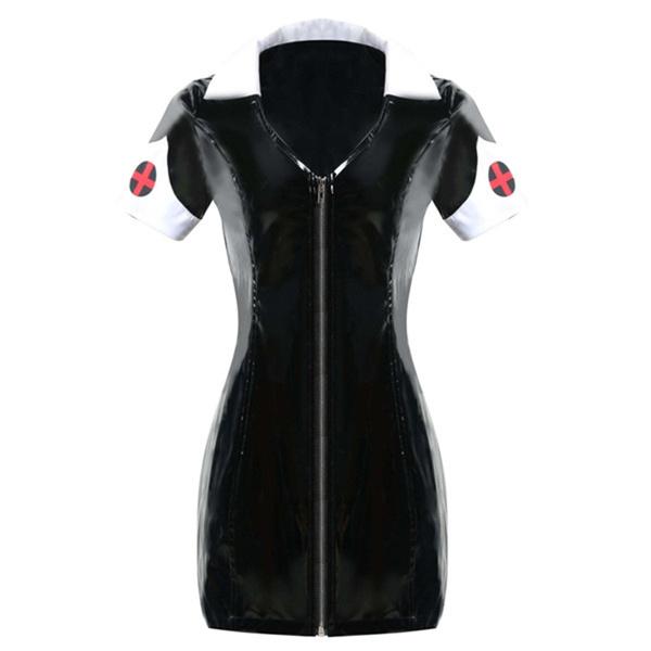 latex, catwoman, Cosplay, clubwear