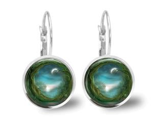 wiccan, Silver Jewelry, Jewelry, Glass