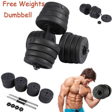 dumbbell, Fitness, Home & Living, Gym