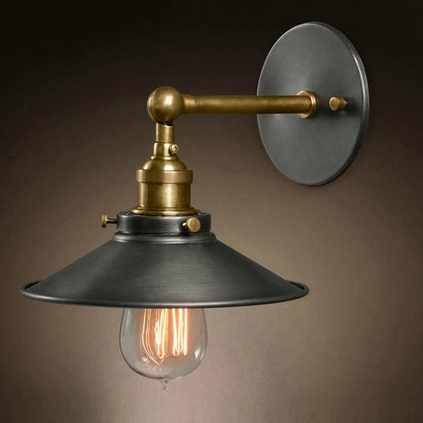 walllight, lights, Home Decor, Vintage