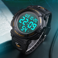 LED Watch, Fashion Accessory, Fashion, Clock