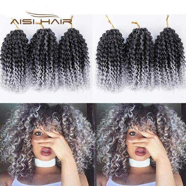 longcurlyhair, Hair Extensions, brown, crochetbraidinghair
