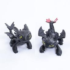 Toy, Animal, dragontoymodel, Train