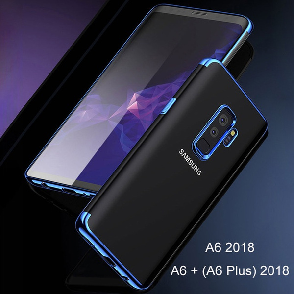 Case For Samsung Galaxy A6 2018 A6 Plus 2018 Cover For Samsung Galaxy S9 S9 Plus Coque For Galaxy A8 Plus 2018 S9 Plus Plating TPU Fundas | Wish