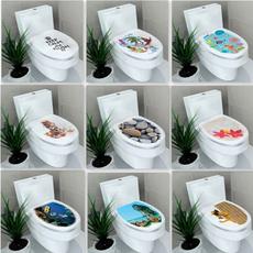 lidsticker, Bathroom Accessories, art, toiletsticker