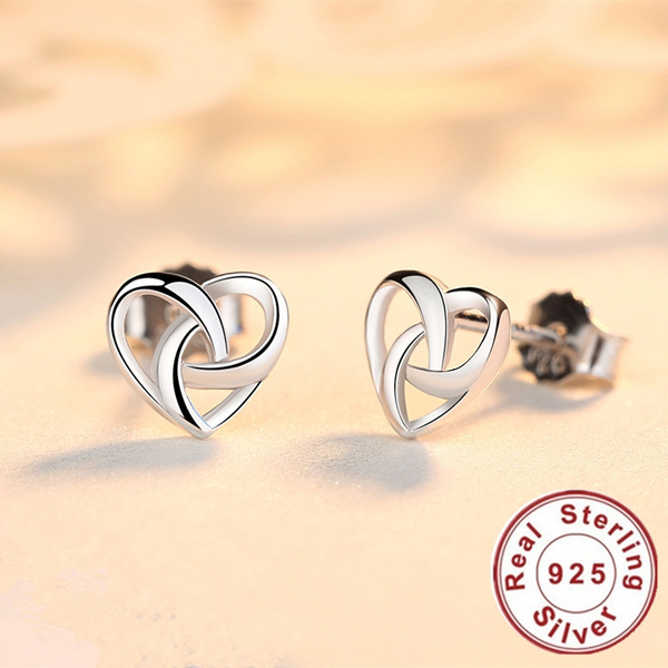 Sterling, Mini, Love, Jewelry