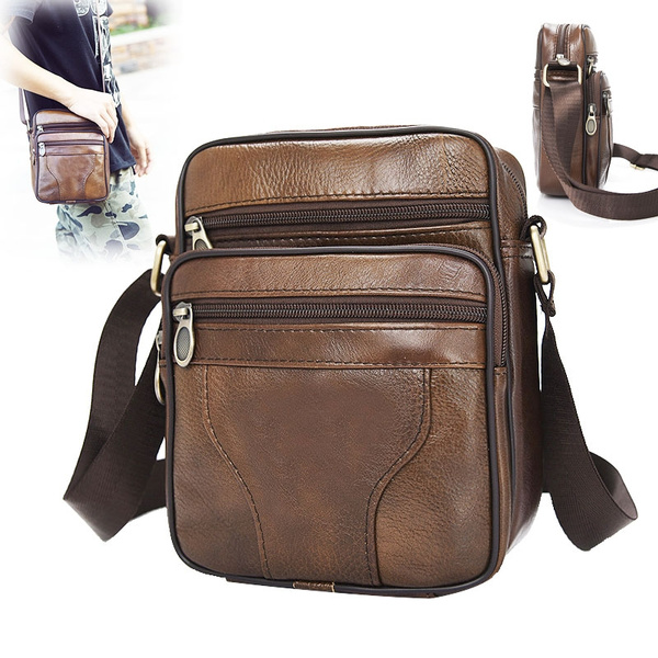 Shoulder Bags, cow, Bags, leather