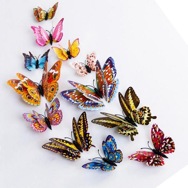 butterfly, Decor, art, Home Decor
