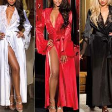 Women S Clothing, nightwear, Lace, Dress