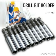 14hexshankbitstool, 14hexshank, drillbitholder, Tool