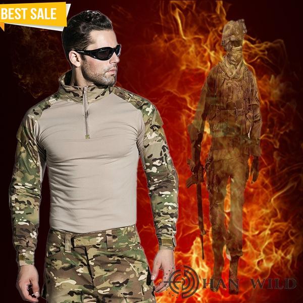 Fashion, Combat, casualclothesset, Men